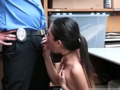 Big tit police girl first time Suspect was taken to LP office for