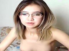 Korean Babe fulfills your Fantasy