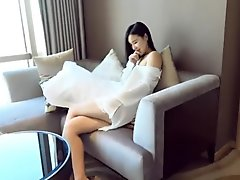 Asian model fucked nice
