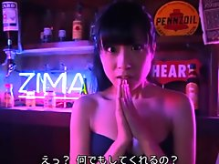 Kotora Mafune Appears In Her Debut Gets Massage In The Gym Then Teases In A Bar